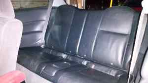 Rear leather RSX seats London Ontario image 1