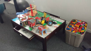Thomas the Tank Engine table set - super Christmas gift! Gatineau Ottawa / Gatineau Area image 1