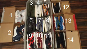 Various Shoes - Men's Sizes 7.5-8.5