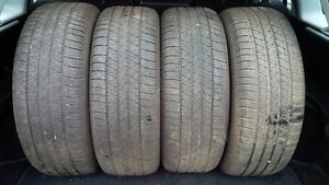 USED 225/60/17 tires for farm only! – NOT FOR ROADS!