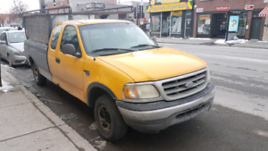 FORD 150 ANNEE 2002 PICKUP 4X4