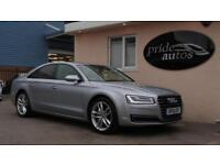 Audi A8 3.0TDI ( 258ps ) Tiptronic 2015MY quattro Sport Executive