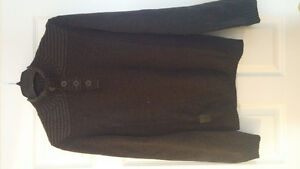 Mens brand new knit pullover sweater
