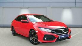 image for 2017 Honda Civic 1.5 VTEC Turbo Sport CVT Automatic Hatchback Petrol Automatic