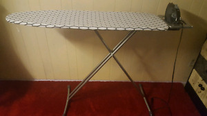 Proctor Silex Iron & Ikea Ironing Board only 3months old