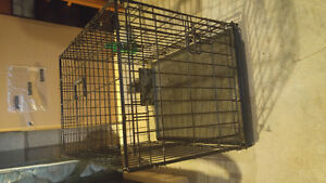 Smaller dog crate