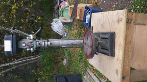 Chop, Radial arm and table saw, wood lathe, drill press etc...
