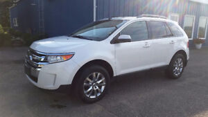 'LOW KMS & PST PAID 2013 Ford Edge SEL AWD SUV, Crossover