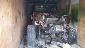 2012/2009 Jeep JK Wrangler Buggy Build
