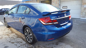 2015 Honda Civic RearView/Sunroof/SideMirror Camera/Safetied
