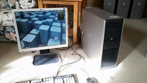 HP XW4600 Workstation / Gaming, Q6600 Quad Core, 4GB RAM, RAID