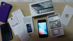I phone 4s in excellent condition