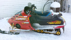 2 SLEDS-Running Great. Make best offer (s) Peterborough Peterborough Area image 9