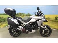 Ducati Multistrada 1200 2013**BREMBO BRAKES, DUCATI PANNIERS, DUCATI TOPBOX**