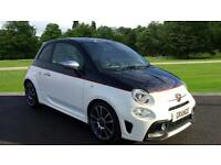 2016 Abarth 595 1.4 T-Jet 165 Turismo 3dr Manual Petrol Hatchback