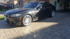 BMW Staggered Wheels