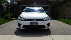 Lease Take-Over for a 2017 VW Golf R