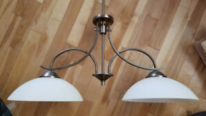 Elegant light fixture