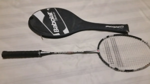badolat speeder slver series badminton racket