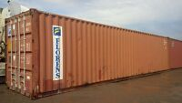Conteneurs Maritime Shipping Containers