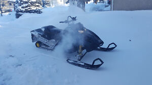 Selling my 2006 Ski-Doo Renegade 800