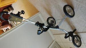 Bagboy 3 wheeled golf cart
