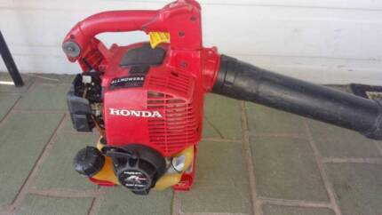 Honda Blower And Whipper Snipper 4 Stroke