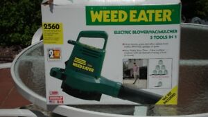 Weed Eater/Leaf Blower 2560 Electrical, 3 Inch