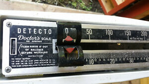 Vintage Doctor's scale. Perfect working condition Kingston Kingston Area image 2