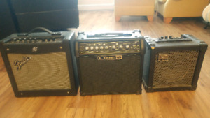 Inexpensive amps for XMas