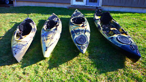 JUST ARRIVED - Angler Series Fishing Kayaks from Riot Kayaks