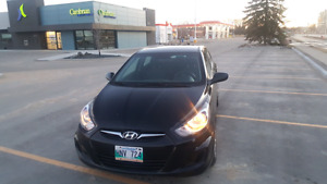 2014 Hyundai accent safetyed