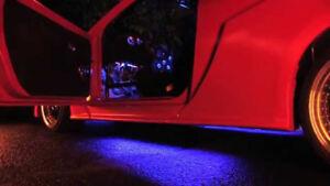 LED GLOW LU-M04 Million Color SMD LED Underbody Lighting Ki