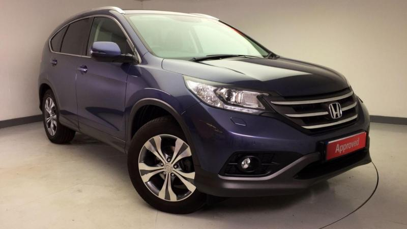 Honda CR-V 1.6 i-DTEC SR DIESEL MANUAL 2013/63
