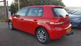 VW GOLF 1.6 TDI BLUEMOTION TECH SE 5DR / £20 TAX / FSH / 1 OWNER / 12 MONTH MOT