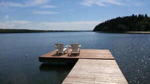 Boat slip for rent at Pine Lake, Ab for 495.00 plus GST