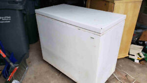 Kenmore chest freezer, good working condition.