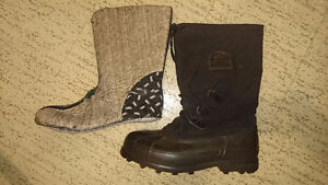 SOLD  Mens Sorel Winter Boots  SOLD London Ontario image 3