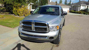 2003 Dodge Power Ram 2500 Pickup Truck