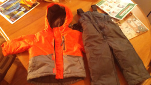 New SnowSuit