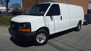 2009 GMC SAVANA (EXPRESS) ALLONGÉE IMPECCABLE