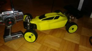 HPI vorza 1/8 scale buggy with Castle power plant