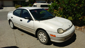 *PRICE DROP* 1998 Plymouth Neon