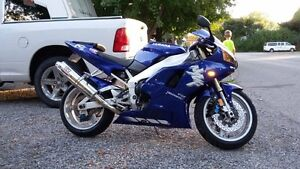 Yamaha YZF for sale or trade of equal value