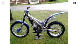 Gas Gas txt pro 250cc 2005