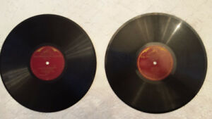 "Antique Records ""His Master's Voice"" Victor"