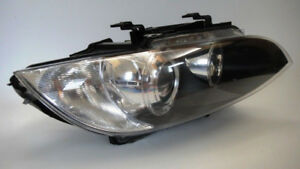2007-2012 BMW 3Series Coupe/Convertible HID Headlights LH RH OEM
