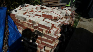 Red Chimney Bricks