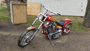 2005 Custom Softtail