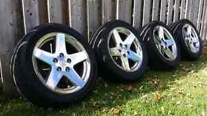 "2004 - 2009 Dodge Durango Limited and SLT 20"" wheels London Ontario image 4"